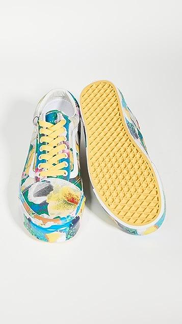 KENZO x Vans Old Skool Sneakers