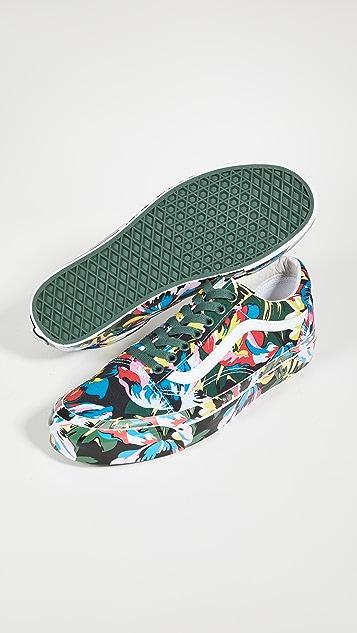 KENZO KENZO X Vans Old Skool Sneakers