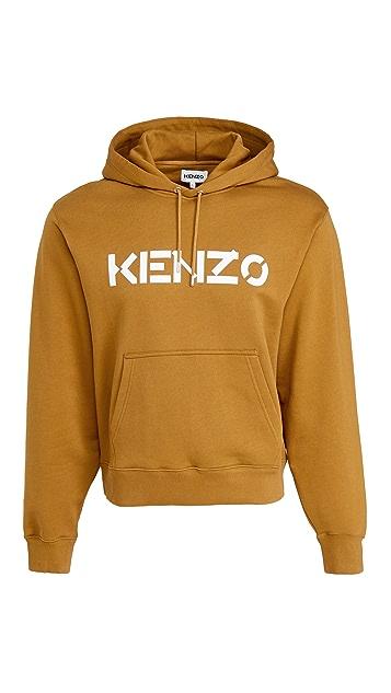 KENZO Kenzo Logo Classic Hoodie