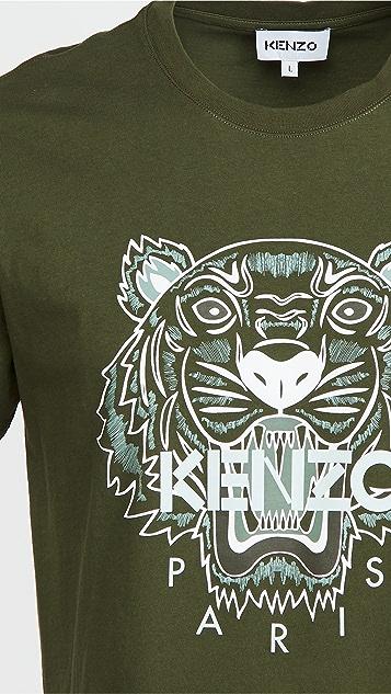 KENZO Tiger Classic T-Shirt