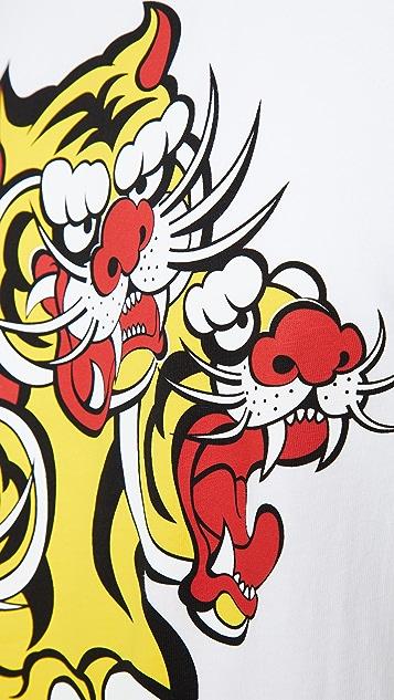 KENZO Seasonal Logo Loose T-Shirt