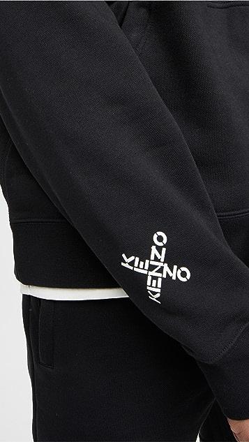 KENZO Kenzo Sport Oversize Hoodie
