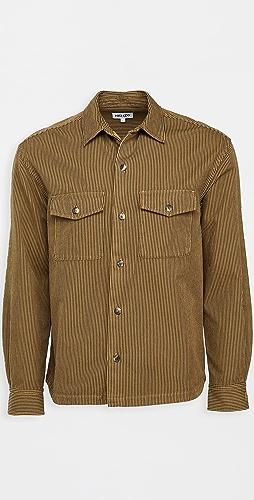 KENZO - Twill Overshirt