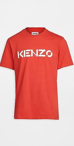 KENZO - Kenzo Logo Classic T-Shirt