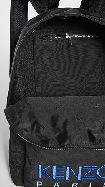 KENZO Signature Tiger Backpack