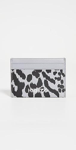 KENZO - Leather Cardholder