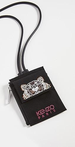 KENZO - Card Holder On Strap