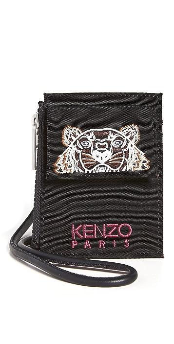 KENZO Card Holder On Strap
