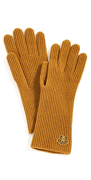 KENZO Knit Gloves