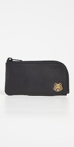 KENZO - Zip Card Holder
