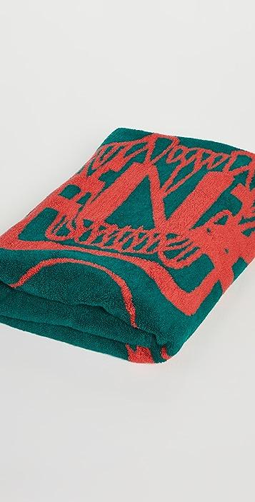 KENZO Big Tiger Beach Towel