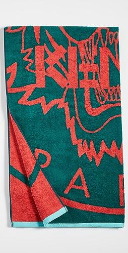 KENZO - Big Tiger Beach Towel