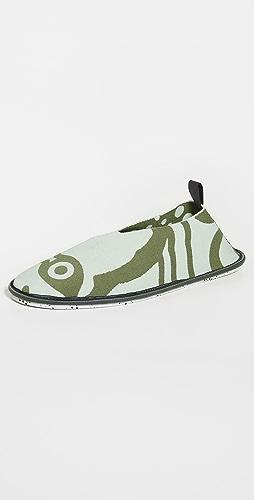 KENZO - K-Knit Loafers