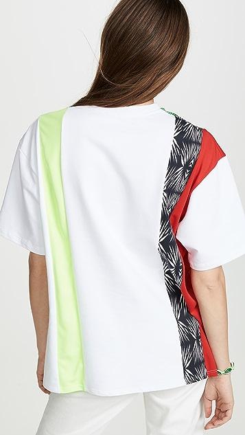 Koche Patchwork T-Shirt