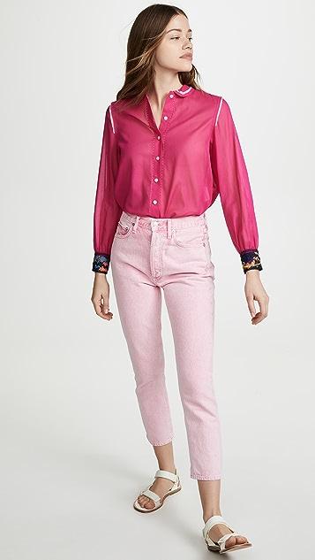 Kolor Рубашка на пуговицах с воротником