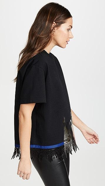 Kolor Contrast T-Shirt