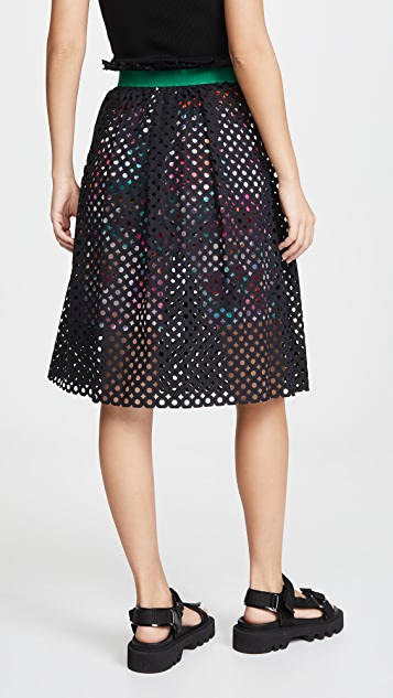 Kolor Net 半身裙