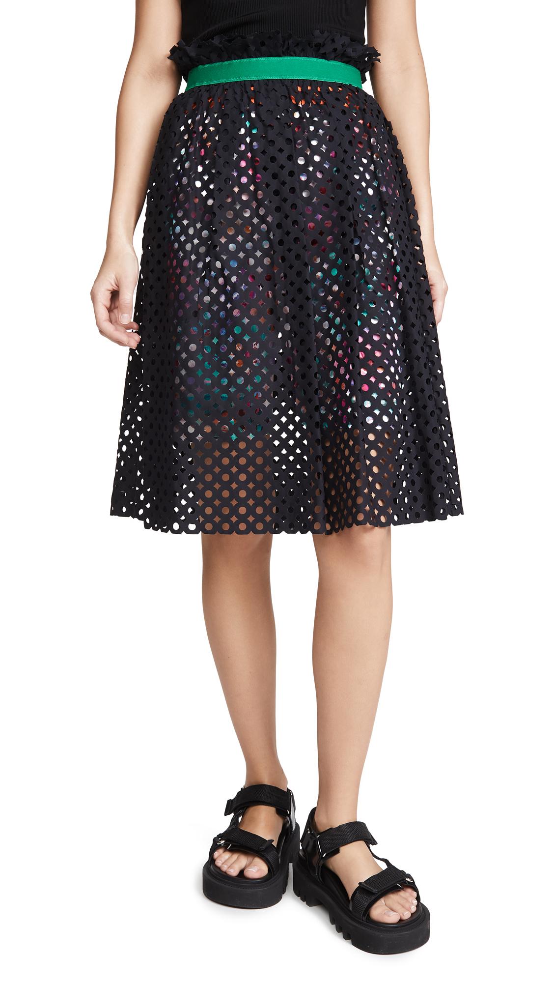 Kolor Net Skirt