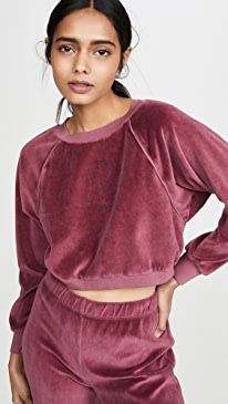 Cropped Crew Top