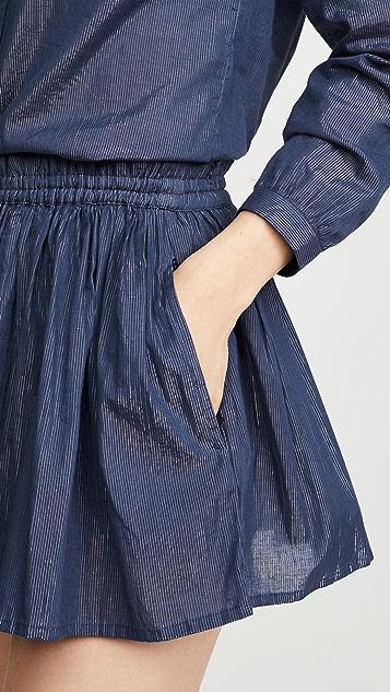 Kondi Metallic Shorts