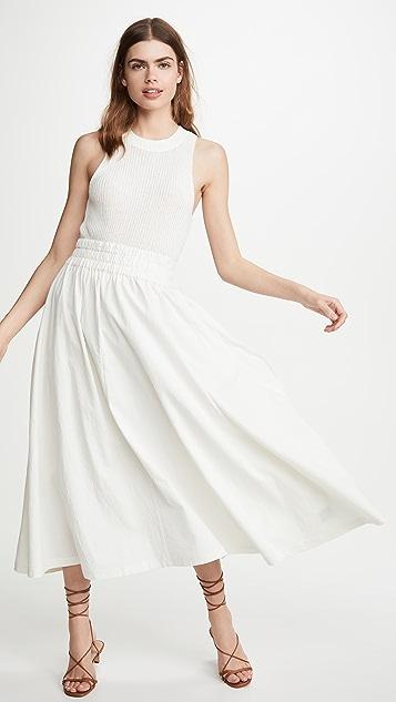 Kondi 全圆圈形半身裙