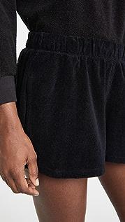 Kondi 毛圈布短裤
