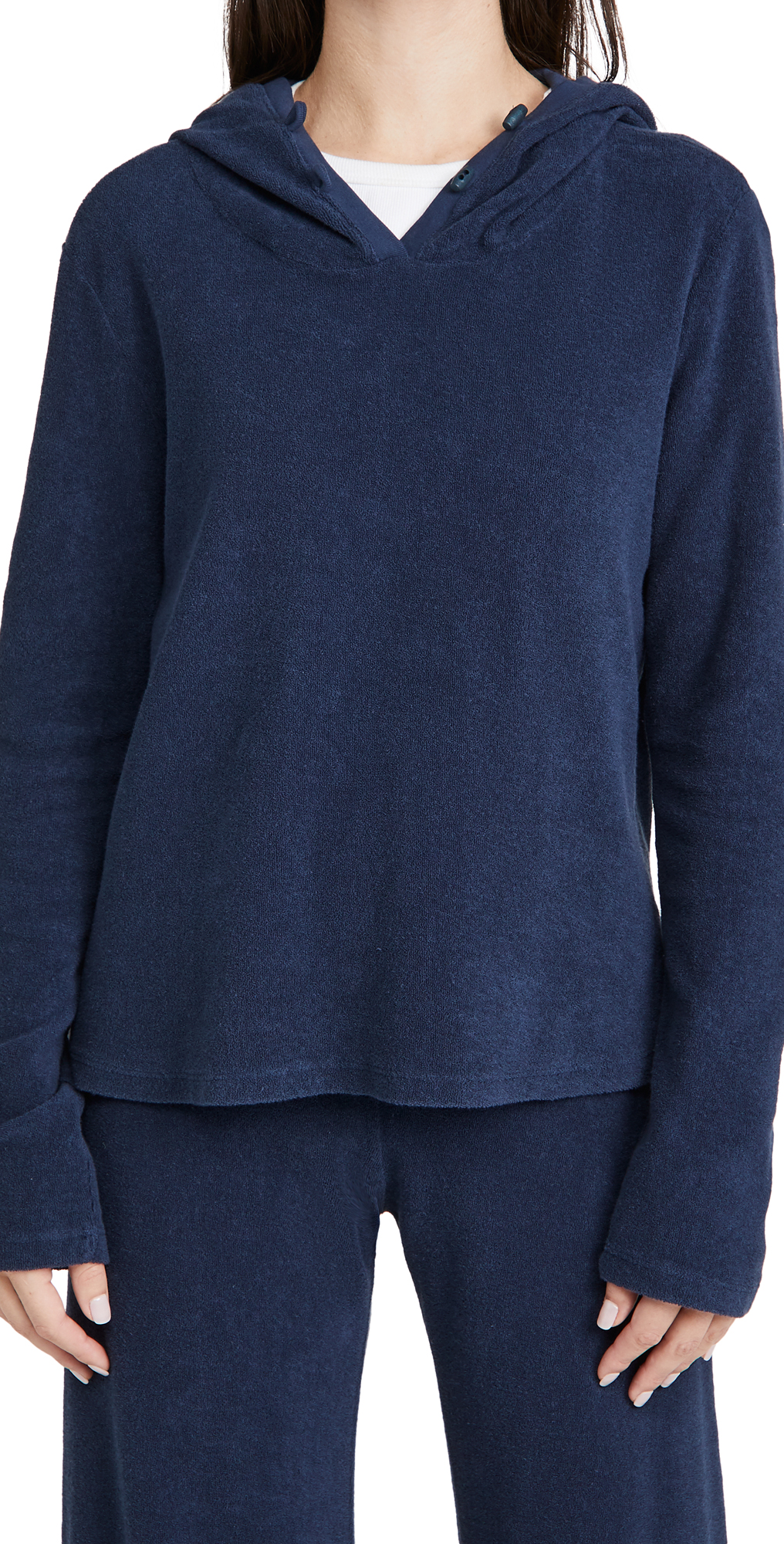 Hooded Terry Top