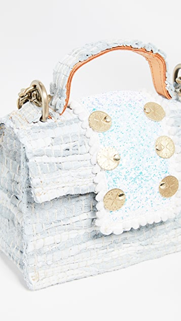 Kooreloo Petite Glitter Bag