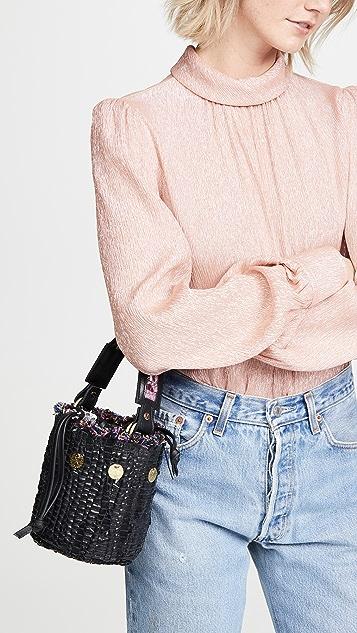 Kooreloo Cupcake Minima Bucket Bag