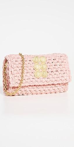 Kooreloo - Amalfi Crochet Clutch