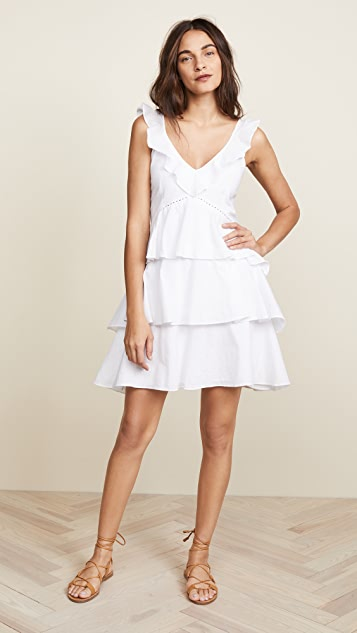 546b05ce4e Tiered Mini Dress