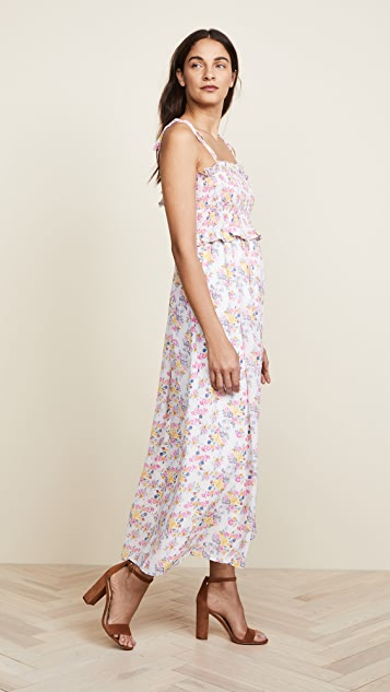 Kos Resort Lace Maxi Dress