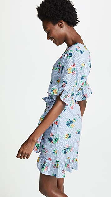 Kos Resort Wrap Dress