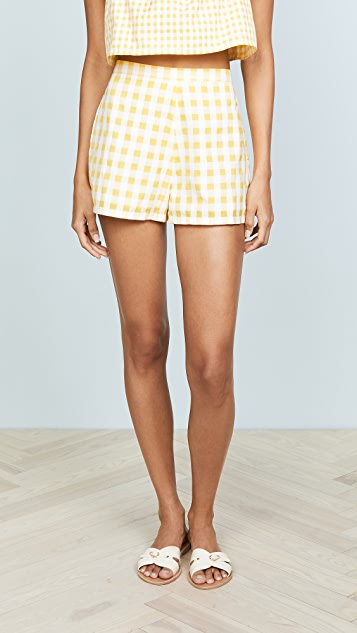 Kos Resort Printed Shorts