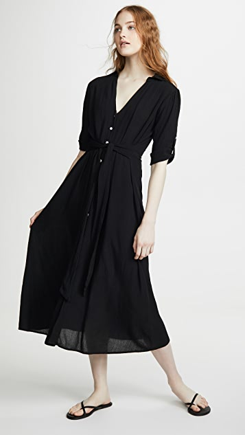 Kos Resort Пляжное платье-рубашка