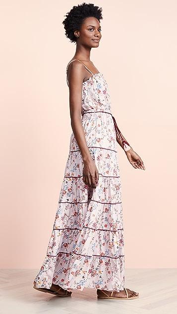 Kos Resort Платье Novelty с принтом