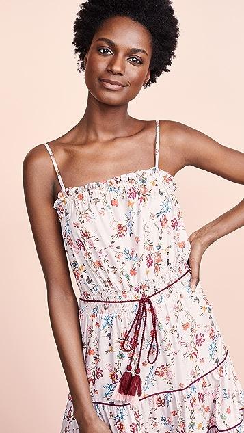 Kos Resort Print Novelty Dress