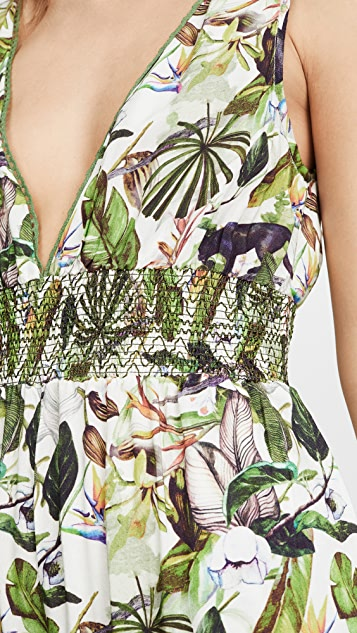 Kos Resort Tropical Jumpsuit