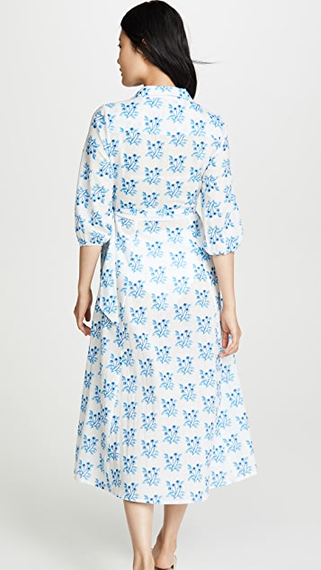 Kos Resort Wrap Dress