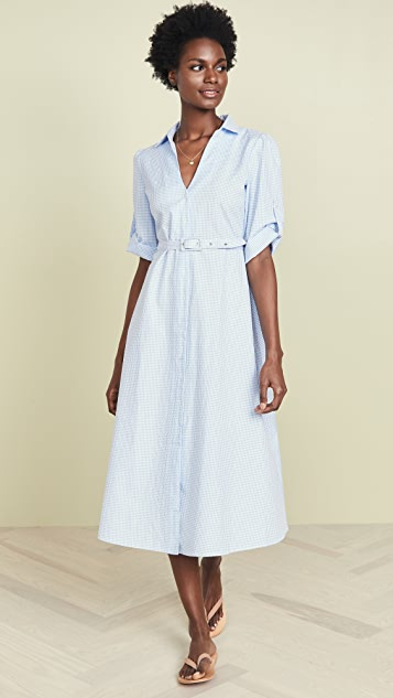Kos Resort 衬衣式罩衫连衣裙