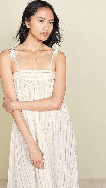 Kos Resort Металлизированное пляжное платье