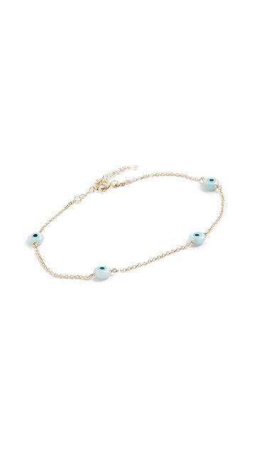 Kozakh Ojitos Bracelet