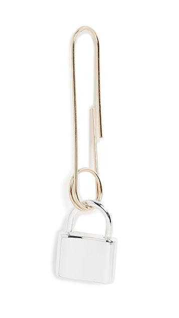 Kozakh 夹式耳环