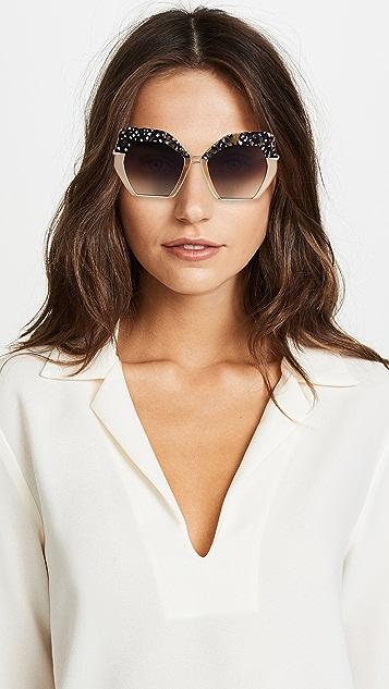 Krewe Octavia Glam Sunglasses