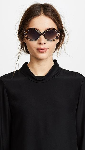 Krewe Iris Glam Sunglasses