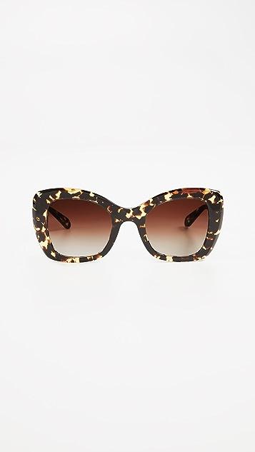 Krewe Felicity Glam Sunglasses