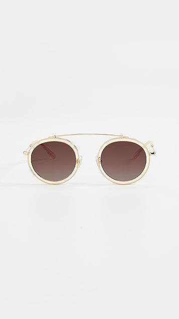 Krewe Conti Sunglasses