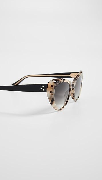 Krewe Irma Cat Eye Sunglasses