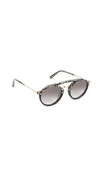 5145517e6c ... Krewe Marigny Glam Sunglasses