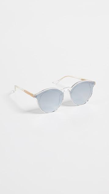 Krewe Collins Nylon Sunglasses